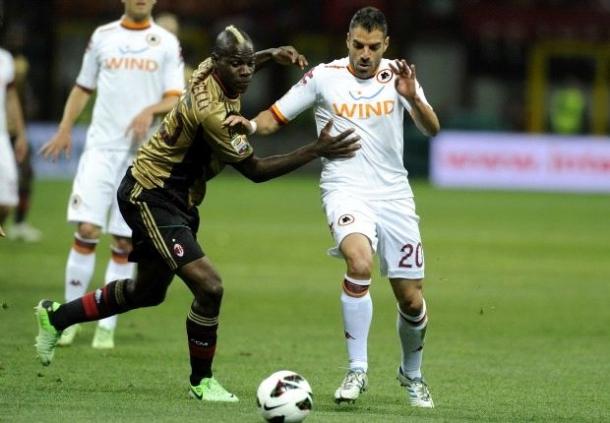 AC Milan Sedikit Lebih Unggul Dari AS Roma