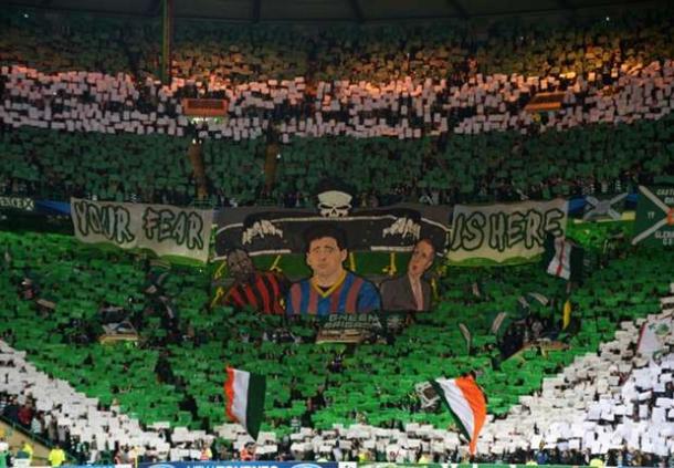 Celtic Harus Bisa Kendalikan Suporter Mereka