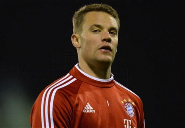 Guardiola : Neuer Tak Akan Kami Lepas