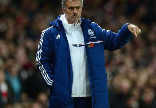 Mourinho Puas Dengan Penampilan Skuadnya