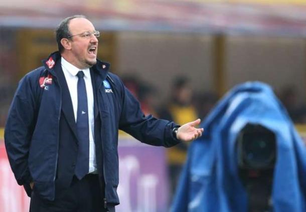 Benitez Ungkap Roma Tidak Lebih Baik Dari Napoli