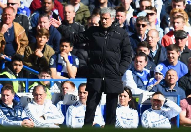 Jose Mourinho Belum Yakin Chelsea Bakal Juara