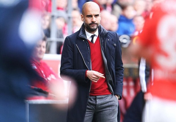 Pep Guardiola Mengabaikan Pertandingan Lawan Manchester United