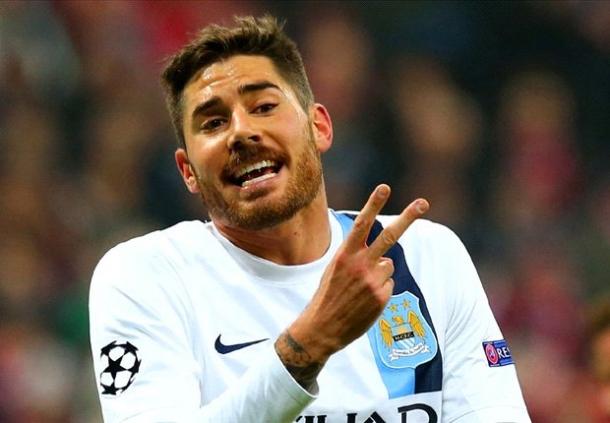 Javi Garcia Dalam Penjualan Manchester City