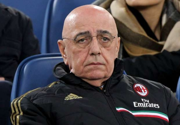Duo Milan Ingin Di Gabungkan Adriano Galliani