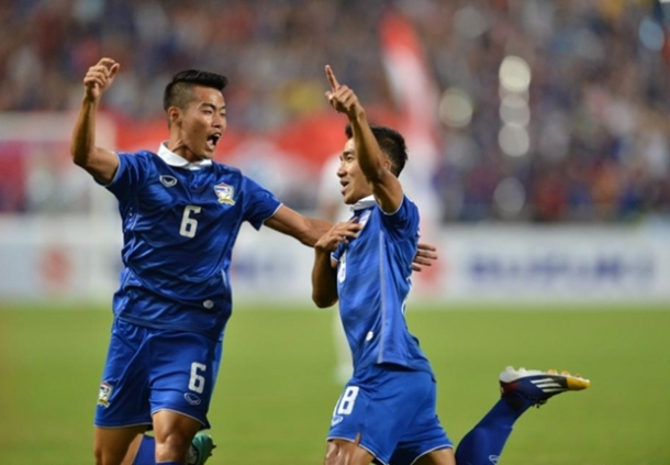 Hasil Pertandingan Thailand 3-0 Filipina