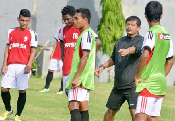 Bali United Pusam Seleksi Pemain Belakang Mesir