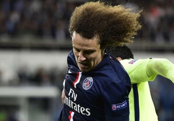 Tersu Alami Kecaman David Luiz Dapat Pembelaan Dari Ibu