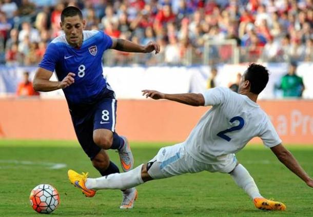 Clint Dempsey Beri Dukungan Michaek Bradley Kapteni Amerika Serikat