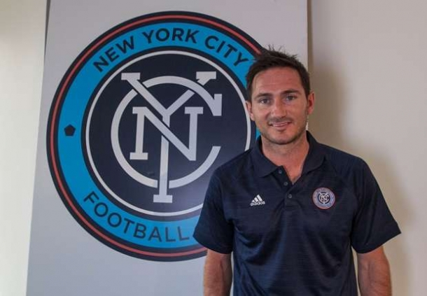 Frank Lampard Kalah Di Pertandingan Major League Soccer