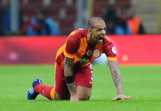Jasa Felipe Melo Tidak Digunakan Lagi Di Galatasaray