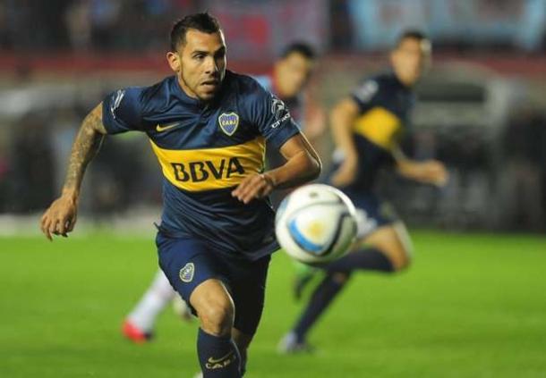 Boca Juniors Bahagia Terkait Carlos Tevez