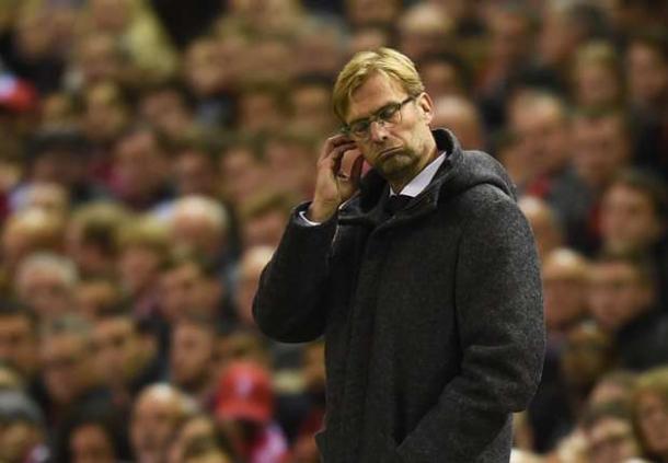 Debut Klopp Di Liverpool Masih Minim