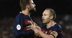 Barcelona Simpan Dua Punggawanya