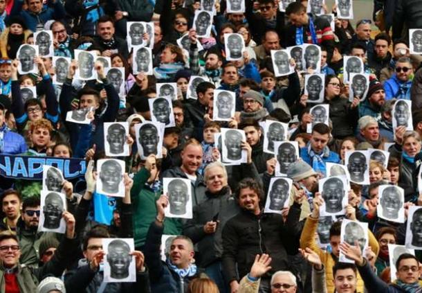 Fans Lazio Rasis