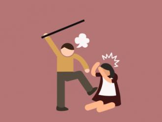 Seorang Nenek Dianiaya Kakek Dengan Memukul Kepala Dengan Kayu