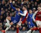 Chelsea Gempur Arsenal Hasil Tetap Tanpa Ada Gol