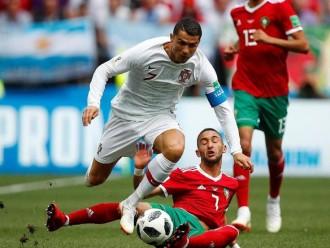 Portugal Membungkam Maroko 1-0